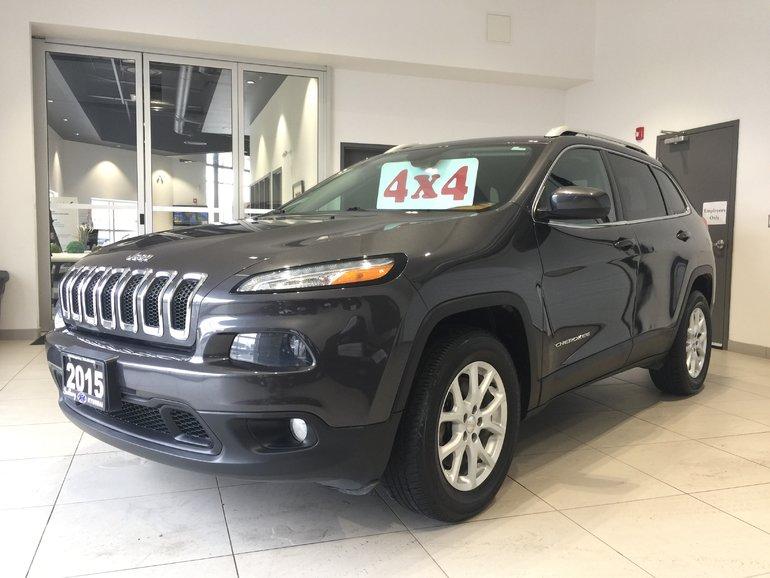 2015 Jeep Cherokee NORTH