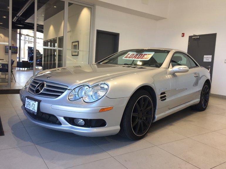 2005 Mercedes-Benz SL55AMG SL55 AMG - 493 HP!