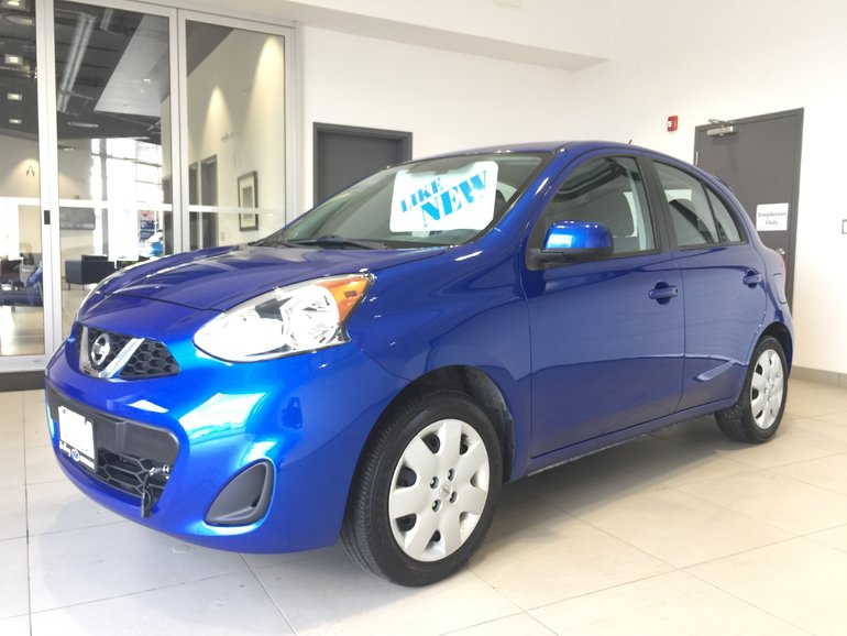 2015 Nissan Micra SV - A/C! BACKUP CAM! BLUETOOTH!
