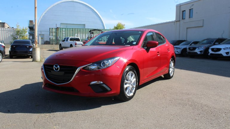 2016  Mazda3 GS