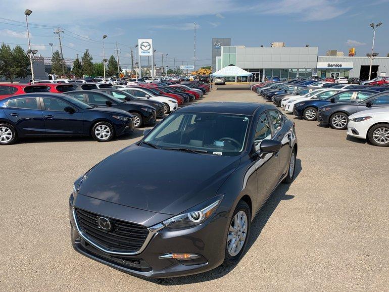 2018  Mazda3 GS