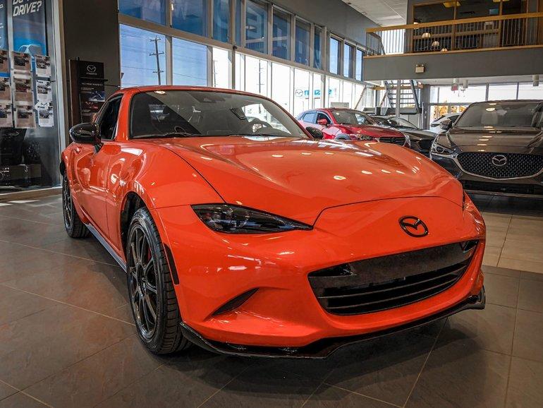 2019 Mazda MX-5 Miata RF 30th Anniversary