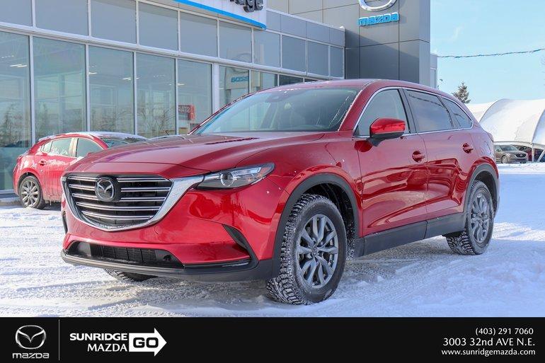 2018 Mazda CX-9 GS I-Activesense Package AWD