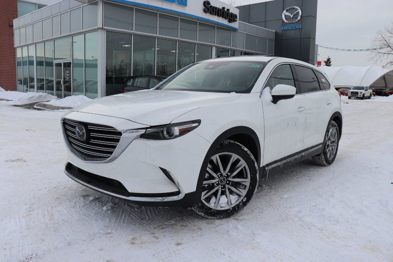 Sunridge Mazda in Calgary | 2019 Mazda CX-9 Signature - $53,595