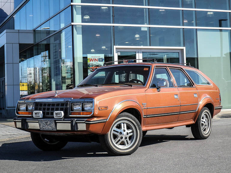 1983 AMC Eagle Limited