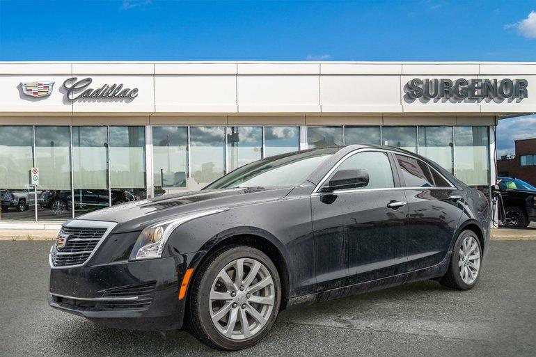 Cadillac ATS Sedan AWD 2017