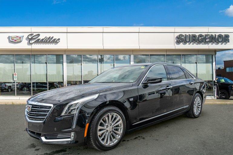 Cadillac CT6 PLUG-IN HYBRID 2017