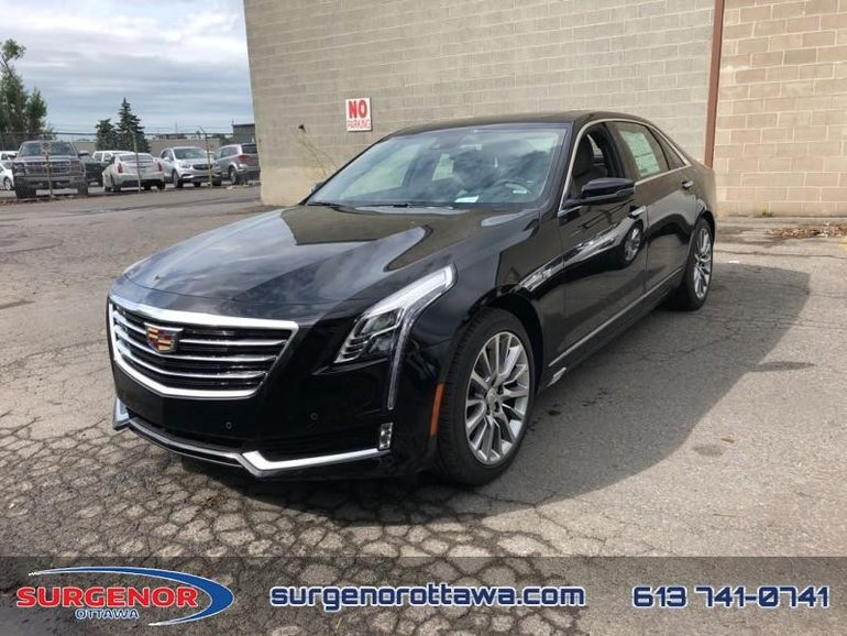 2018 Cadillac CT6 LUXURY