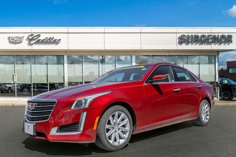 Cadillac CTS Sedan AWD 2015