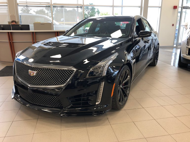 new 2019 cadillac cts-v cts-v for sale