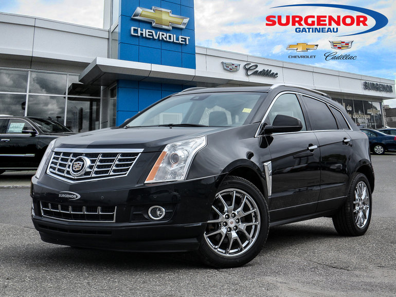 Used 2013 Cadillac Srx Premium Awd For Sale 24600 0 Surgenor