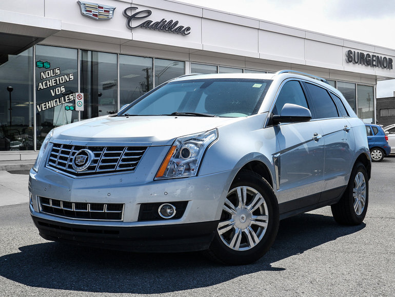 Cadillac SRX LUXURY AWD 2013