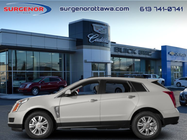Cadillac SRX AWD V6 Luxury 1SB  - $166.04 B/W 2014