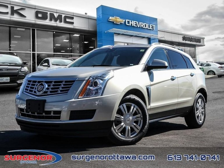 2015 Cadillac SRX AWD Luxury  - $174.69 B/W