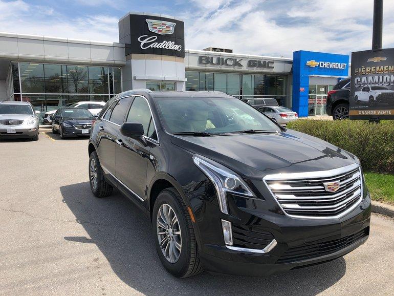 2019 Cadillac XT5 Luxury AWD  - Navigation - $387 B/W