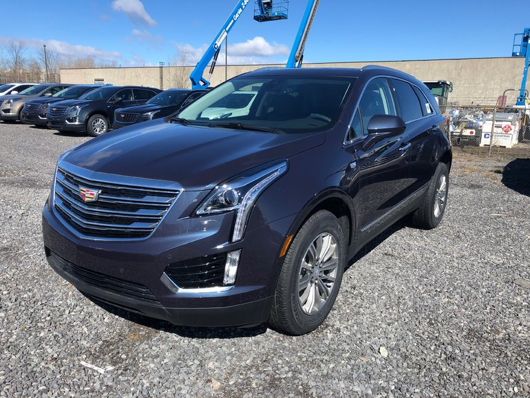 2019 Cadillac XT5 Luxury AWD  - $377.80 B/W