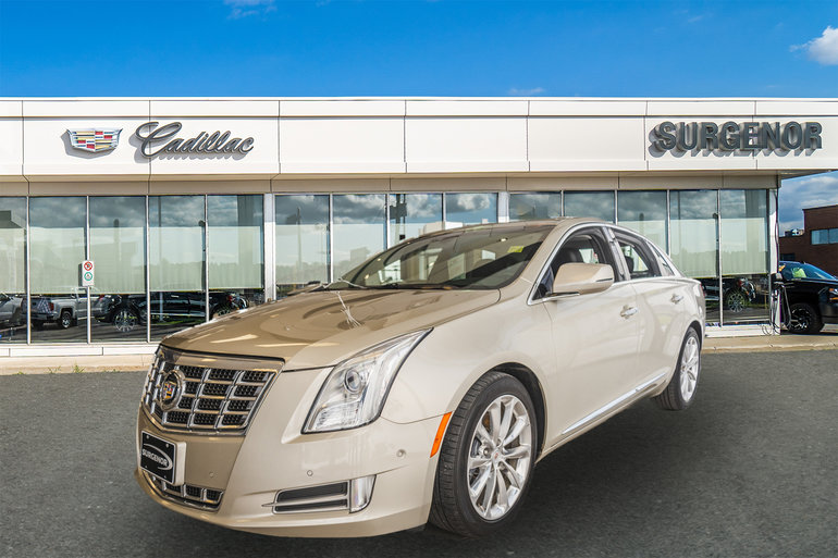 Used 2014 Cadillac Xts Luxury Fwd For Sale 24067 0 Surgenor