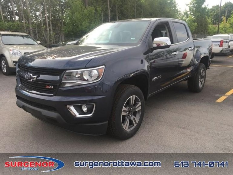 2018 Chevrolet Colorado Z71  - Z71 - $303.31 B/W