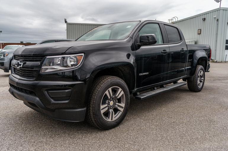 2018 Chevrolet Colorado 4WD Work Truck