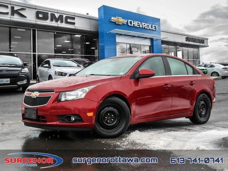 2014 Chevrolet Cruze Diesel Sedan  - $92.33 B/W