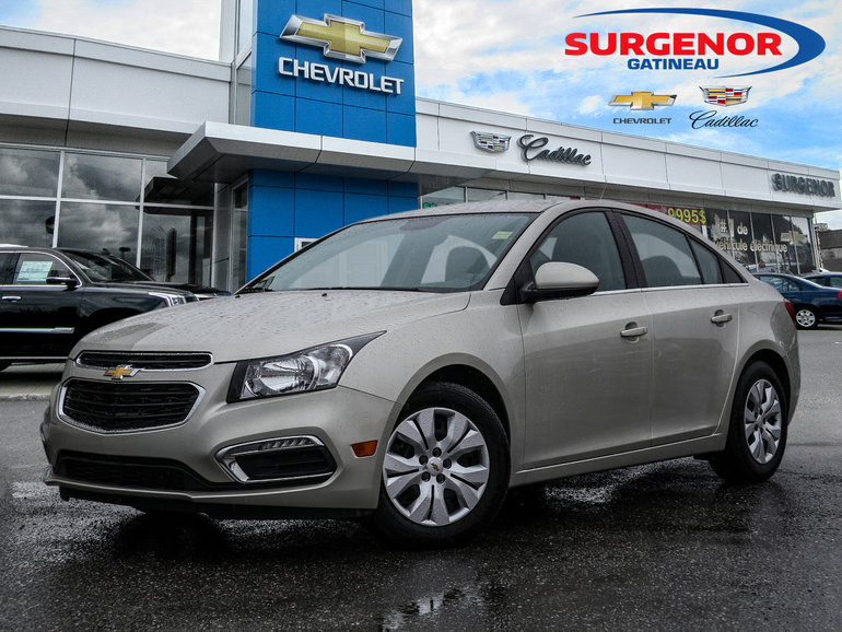 Used 2015 Chevrolet Cruze Lt For Sale 12899 0 Surgenor