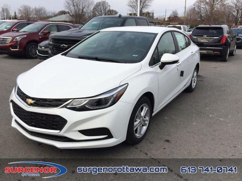 2018 Chevrolet Cruze LT  - $159.68 B/W