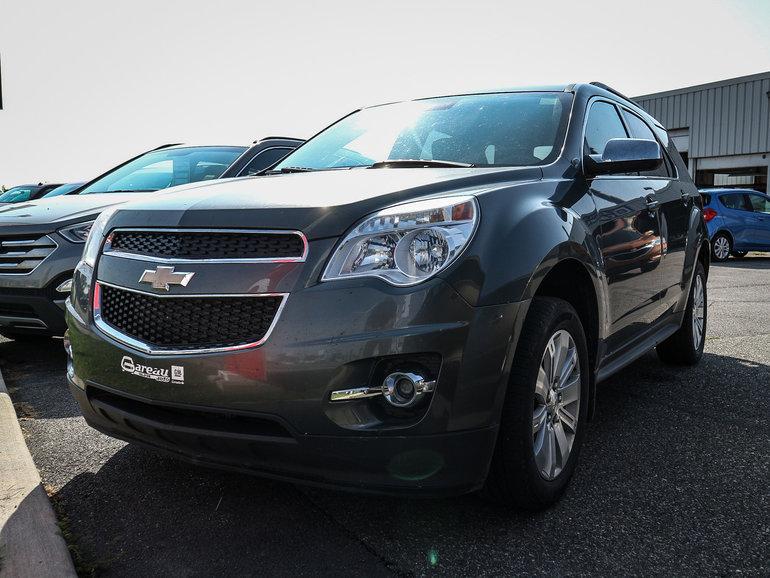 2012 Chevrolet Equinox LT AWD V6