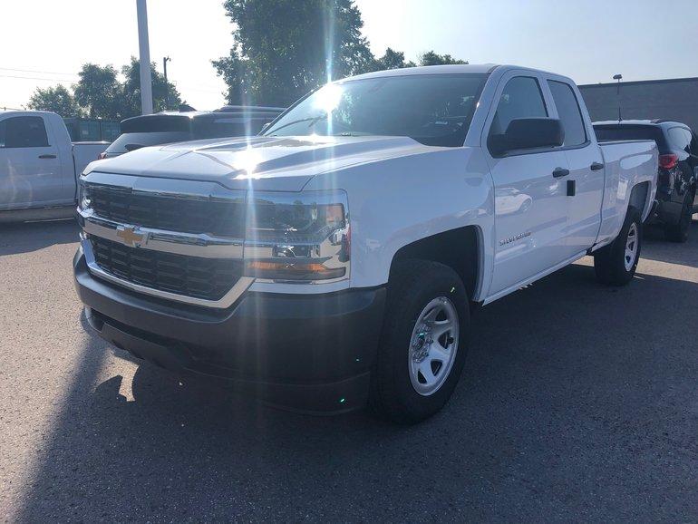 2019 Chevrolet Silverado 1500 LD WT  - $249 B/W