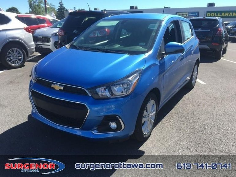 New 2018 Chevrolet Spark 1LT - Bluetooth - MyLink - $109 07