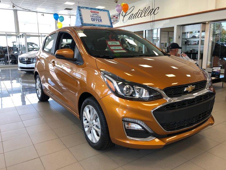 New 2019 Chevrolet Spark 1LT for Sale - $17579.0 ...