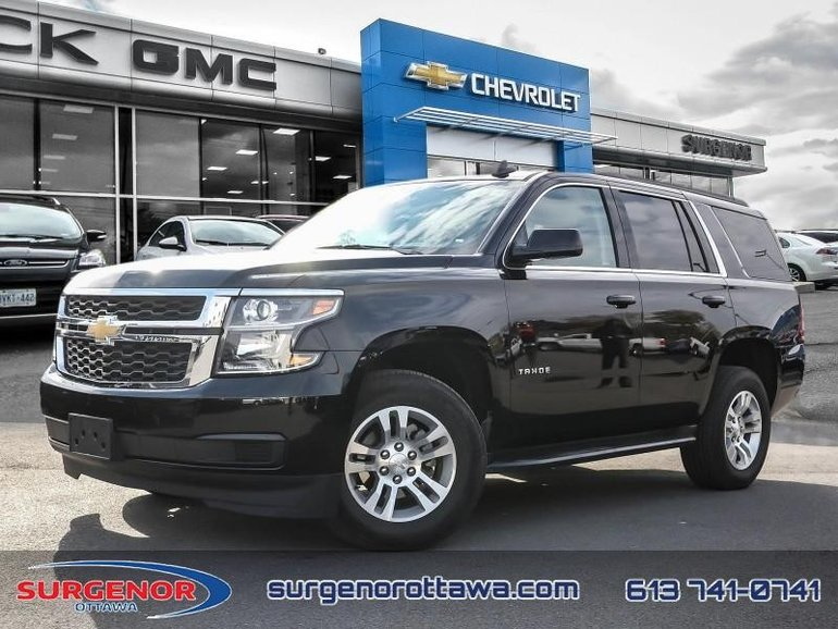 2018 Chevrolet Tahoe LS  - Bluetooth - $306.20 B/W