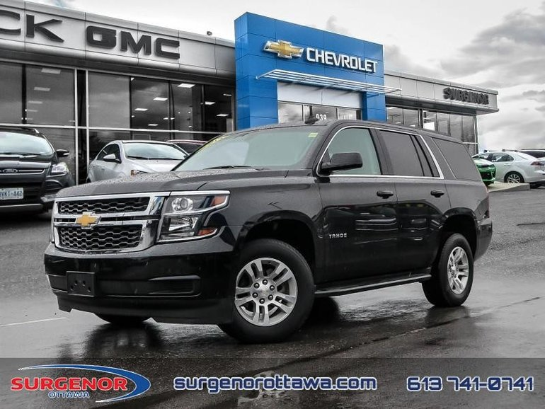 2019 Chevrolet Tahoe LS  LIKE NEW!! IN GREAT SHAPE ALL AROUND!!