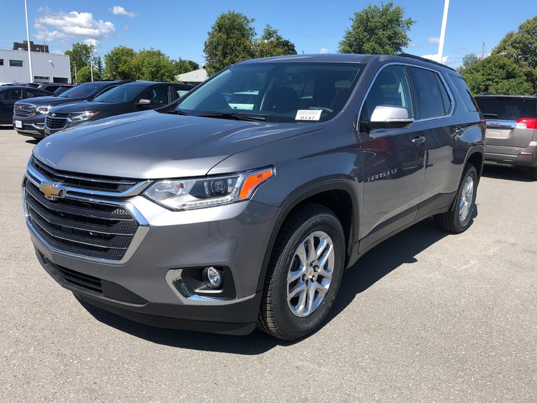 Chevrolet Traverse LT  - Android Auto -  Apple CarPlay - $278 B/W 2019