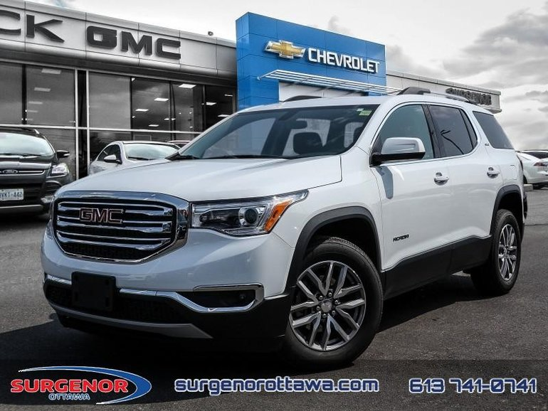 GMC Acadia SLE  - Certified -  Bluetooth 2018