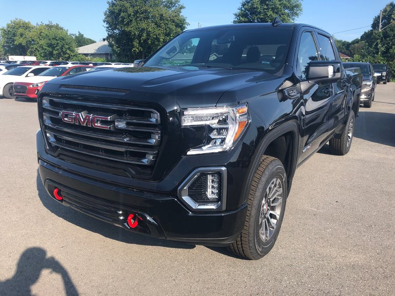2019 GMC Sierra 1500 AT4  - Leather Seats - $392 B/W