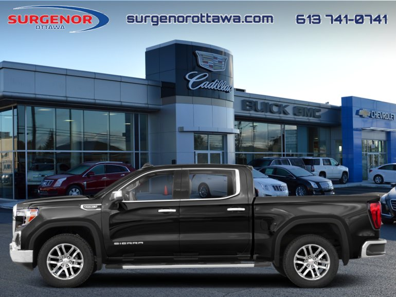2019 GMC Sierra 1500 Denali  - Leather Seats