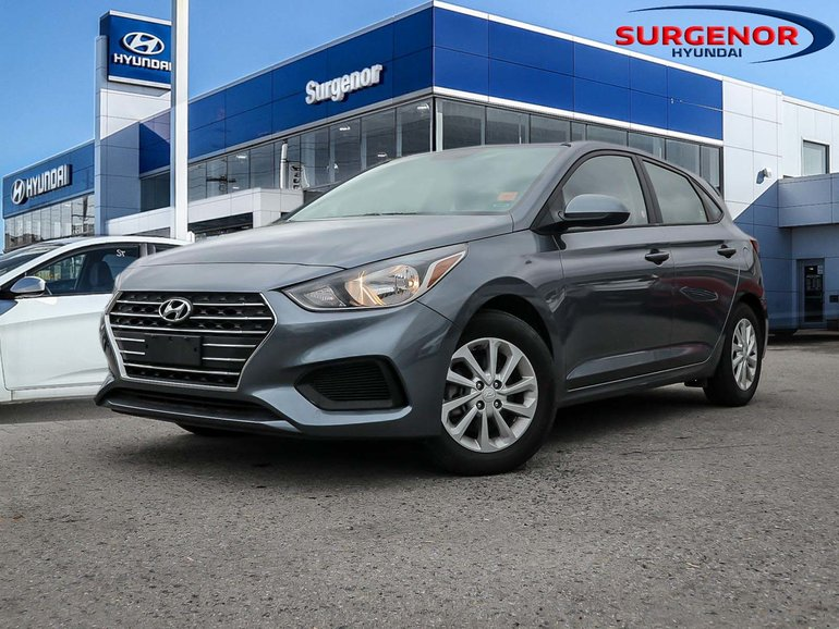 Hyundai Accent Preferred 2019