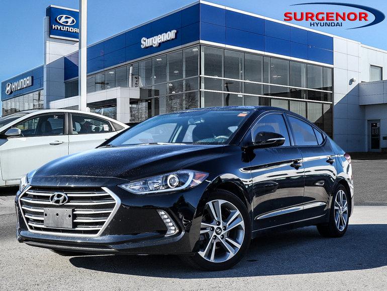 Used 2017 Hyundai Elantra GLS For Sale
