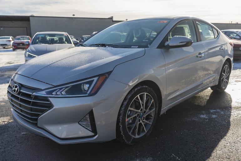 2019 Hyundai Elantra Luxury