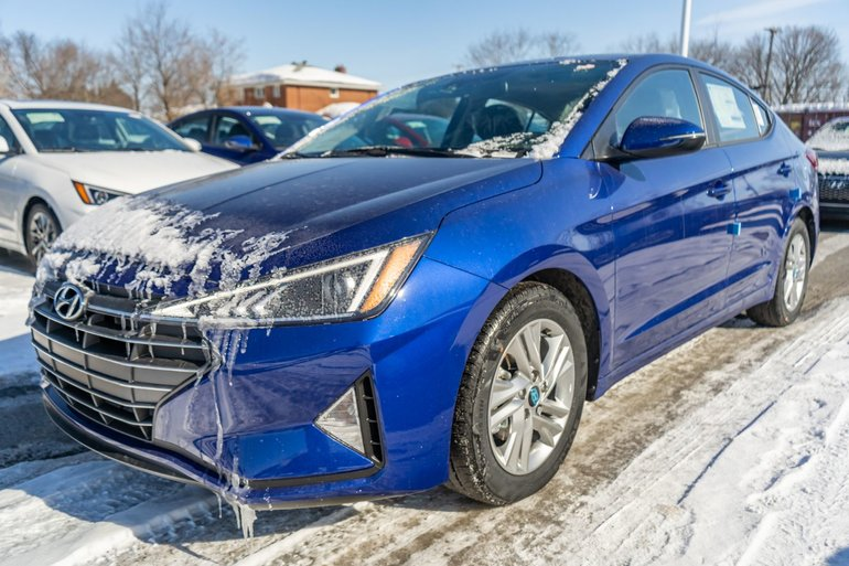 2019 Hyundai Elantra Preferred Sun & Safety Pack
