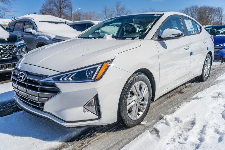 2019 Hyundai Elantra Preferred Sun & Safety Pack