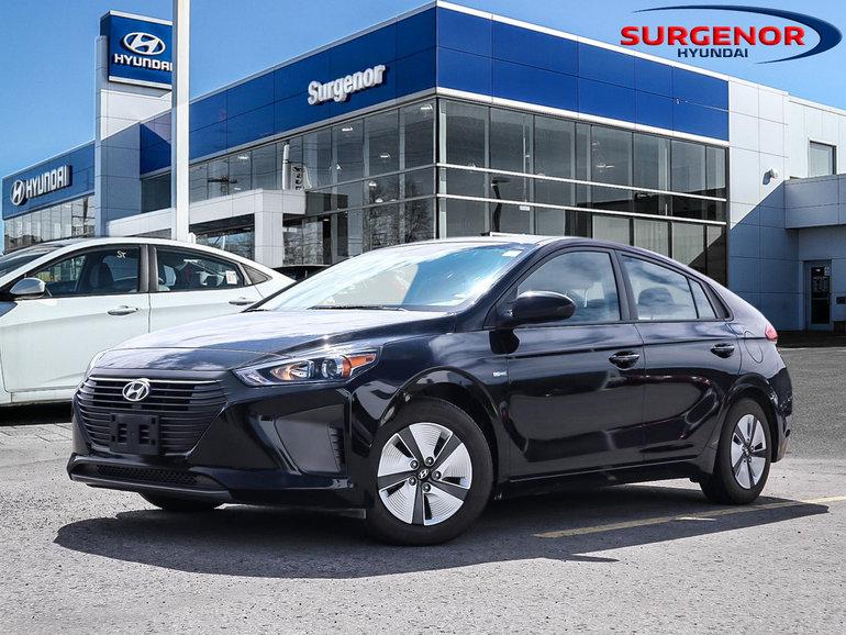 2019 Hyundai Ioniq Electric Essential