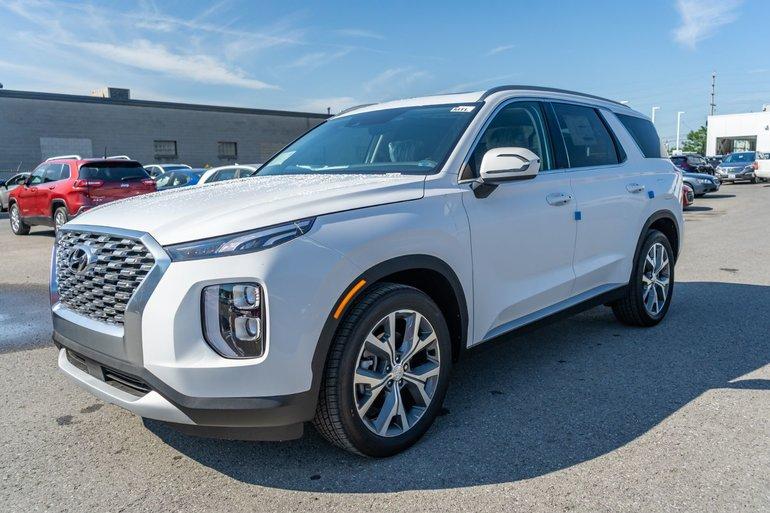 Hyundai Palisade Preferred 2020