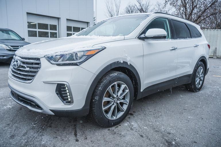 Hyundai Santa Fe XL Luxury 6 Pass 2019