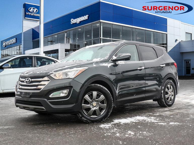 2013 Hyundai Santa Fe 2.4 Luxury