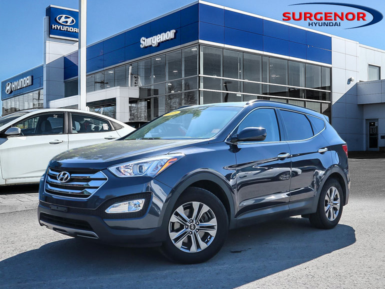 2016 Hyundai Santa Fe 2.4 Premium