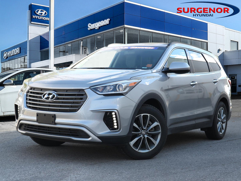 Hyundai Santa Fe XL XL 2018