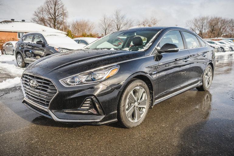 Hyundai SONATA PHEV Limited 2018