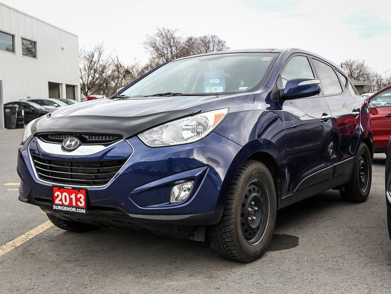 Hyundai Tucson Limited 2013
