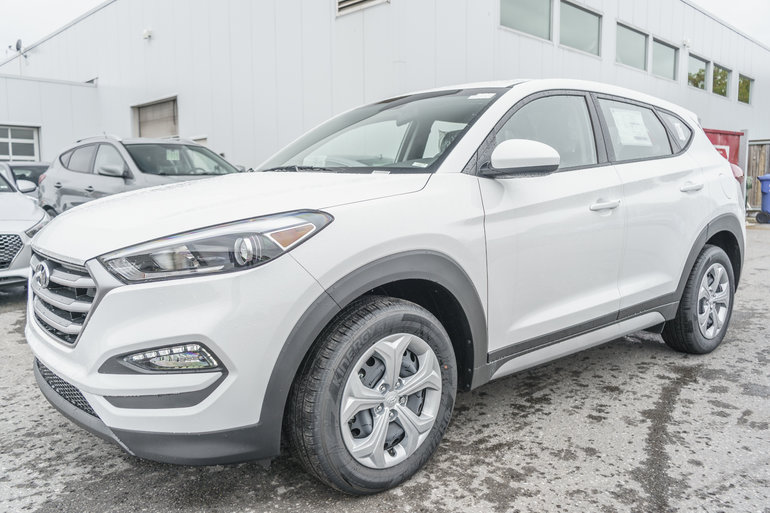 Hyundai Tucson 2.0L FWD 2018